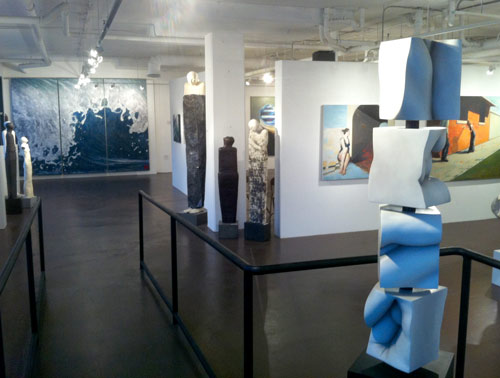 Giant Wave at MMCA Gallery - June 2012