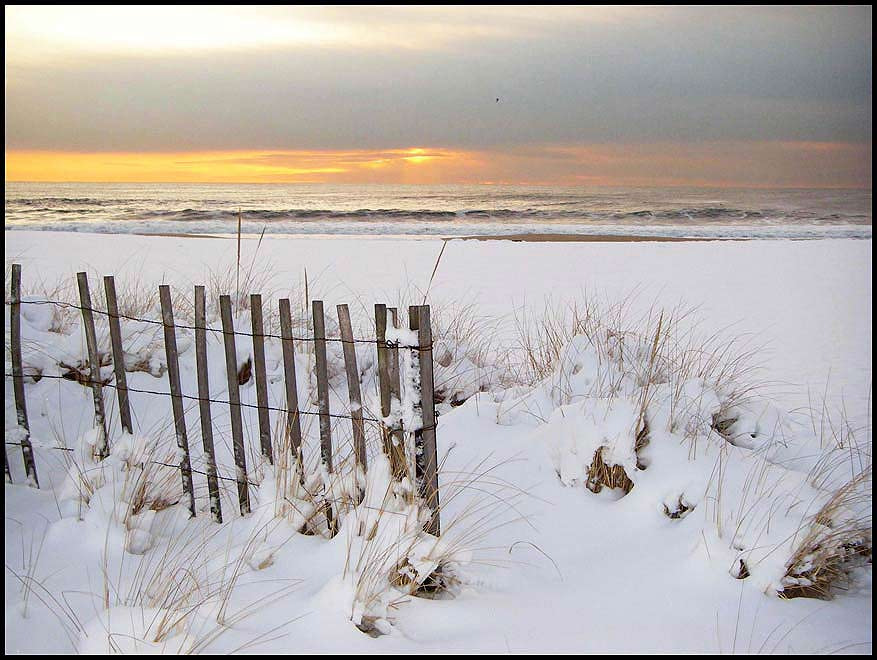Snow Drift Dune