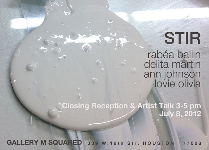 STIR Closing Reception