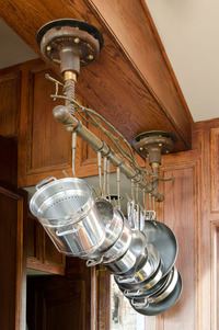 Hayden Pot Rack