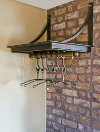 Hayden Coat Rack